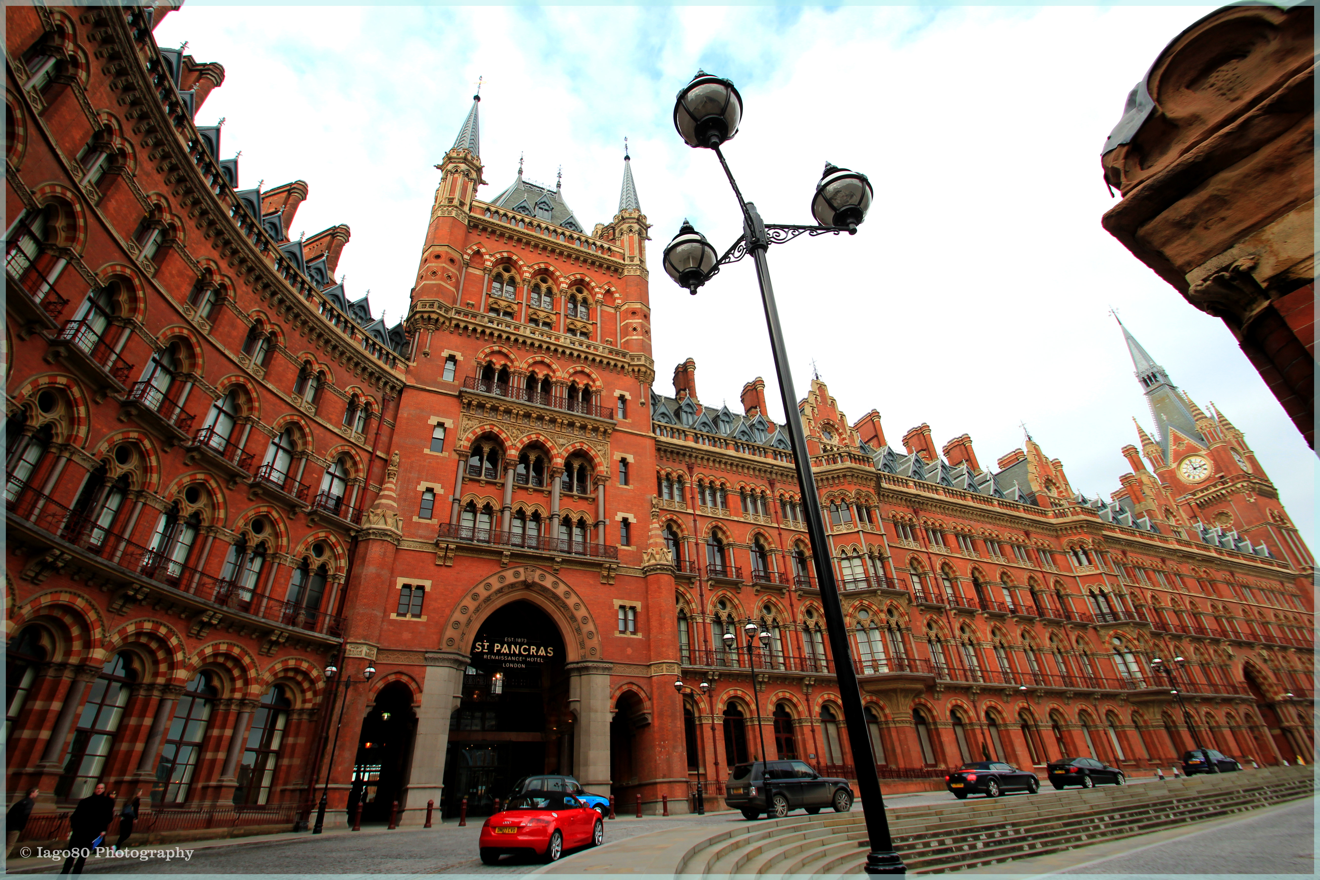 London Midland Hotel