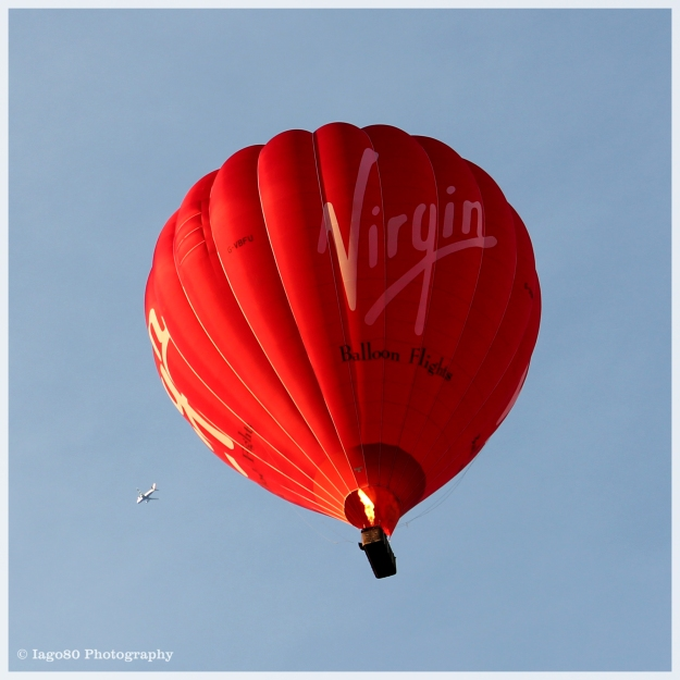 Virgin balloon