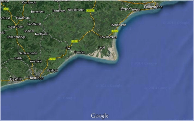 Thanks to Google Maps