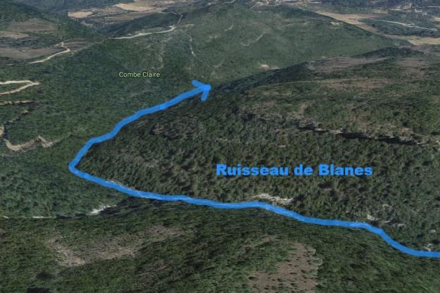 Ruisseau de Blanes